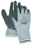 Palm Coated Wrinkle Finish Rubber Skinny Dip Gloves (pair)