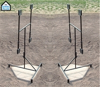 The Best Pitching Target Trainer Double Pack