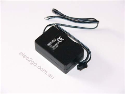 12V for 15-20m Ultrabright or 7-10m Ultrabright plus EL wire