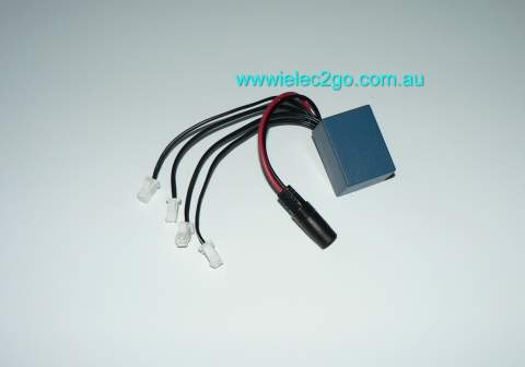 EL wire inverter, small compact electroluminescent inverter requires ...