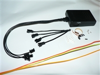 DIY kit with 2.2mm EL wire 8m