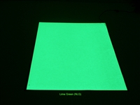 A2 green panel NLG