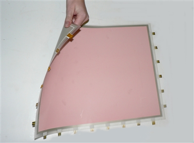 ELlectroluminescent panel and very thin backlight sheet that can be cut into multiple shapes,stocked in Sydney,Australia. Genuine Australian supplier of electroluminescent EL products.
