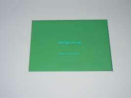 A4 green panel NGR
