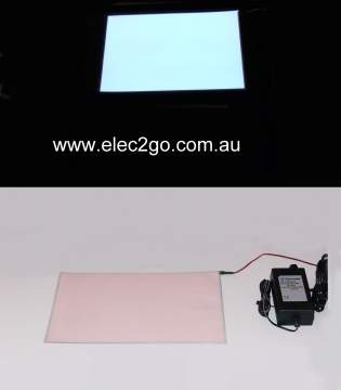 A4 standard back-light panel kit WHITE