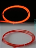 el wire Ultra Bright 3.2mm Red