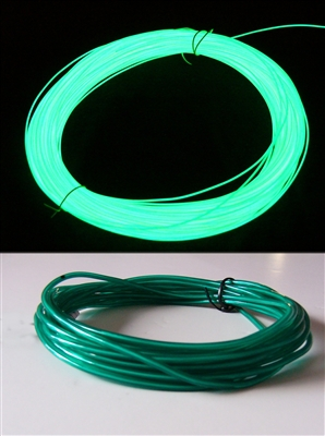 el wire Ultra bright 3.2mm Green