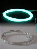 el wire Ultra bright 3.2mm  Aqua