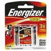 Energizer Max AAA Batteries 8 Pack 3 times longer