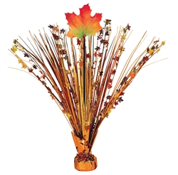 Fall Leaves Spray Centerpiece | Party Supplies