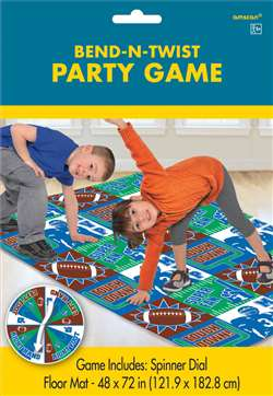 Football Bend & Twist Game | Football Themed Party Items
