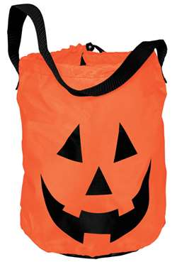 Pumpkin Tote Bag | Halloween supplies