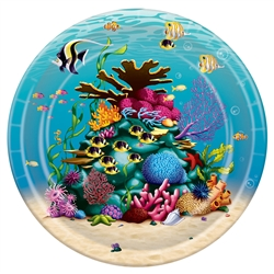 Under The Sea Plates