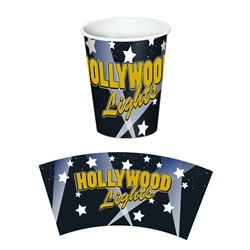 Hollywood Lights Hot/Cold Beverage Cups