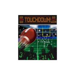 Football Scene Setters Wall Decorating Kit | Party Supplies