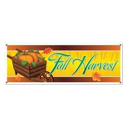 Fall harvest sign banner thanksgiving decorations for sale - Thanksgiving decorations on sale ...