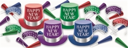 Assorted Colors New Year's Razzle Dazzle Assortment