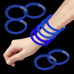 Blue Glow Bracelets for Sale
