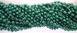 Dark Green Party Beads