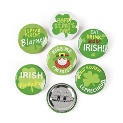 St. Patrick's Day Party Favors for Sale