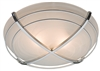 Halcyon Bathroom Fan and Light - Contemporary Cast Chrome (81030)