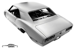 1968 Camaro Coupe Body Shell Assembly