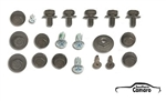 1967 Camaro Door Hardware Mounting Kit