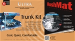 HushMat Ultra 20 Piece Bulk Kit - Black