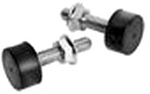 1967-81Camaro Hood Adjuster Screw and Bumper Set