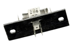 1967-83 Camaro Firebird Heater Blower Resistor w/o AC