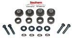 1967-72 F-Body Subframe Bushing & Hardware Kit