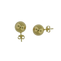 Gold Filled Ball Studs-10mm