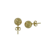 Gold Filled Ball Studs-8mm