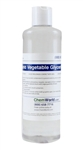 Glycerin (USA Soy Based) - 16 oz
