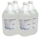 4 x 1 Gallons of Glycerin USP