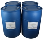 4 x 55 Gallons Drums Deionized Water