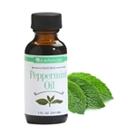 Peppermint Oil, Natural - 4 oz