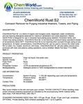 ChemWorld RUST S2 Technical Information