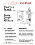 MicoTron Series B Data Sheet