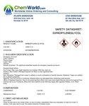 SDS Dipropylene Glycol