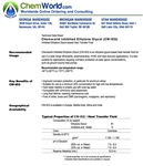 Chemworld Inhibited Ethylene Glycol Technical Data Sheet