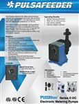 Tech Sheet PulsaTron Series E DC