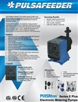 Tech Sheet PulsaTron Series E PLUS