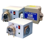 Mec-o-matic UT24 Series Peristaltic Pumps