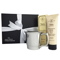The Marlborough shaving gift set