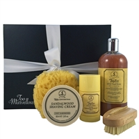 Sandalwood Lovers Grooming Gift Set