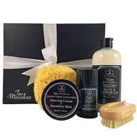 The Sensitive Gent's Grooming Gift Set for Sensitive Skin
