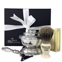 The Spencer Complete Gentleman's Shaving Sift Set