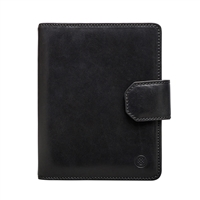 The Mozzano Leather A5 Padfolio Notebook