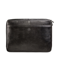 The Bovino Italian Leather 13 inch Netbook Sleeve